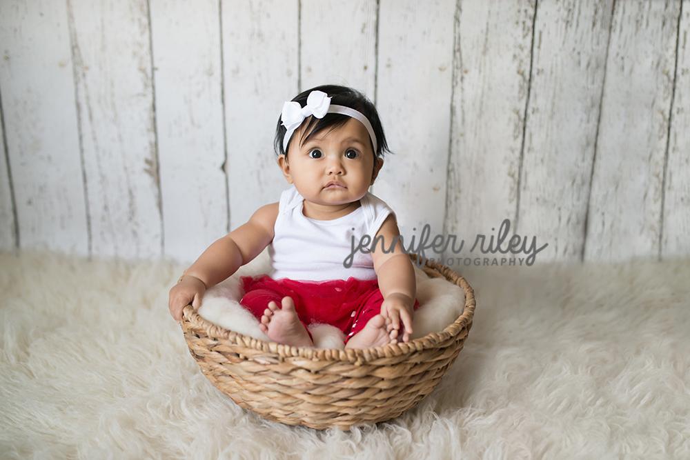 Baby photograher frederick md Jennifer Riley Photography