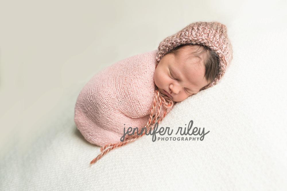 Sweet Caroline Newborn Jennifer Riley Photography